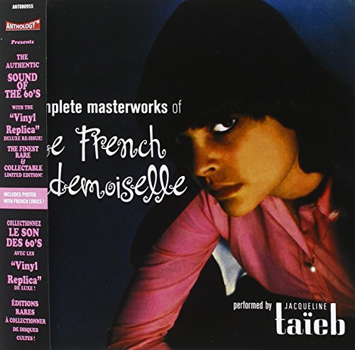 French Mademoiselle, The - Complete Masterworks By Jacqueline Taieb