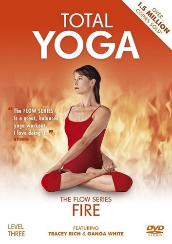 Total Yoga - the Flow Series: Fire (Level 3)