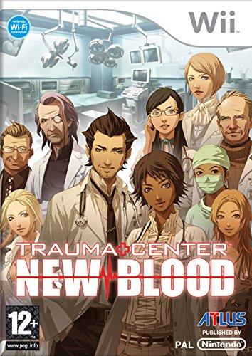 Trauma Centre: New Blood (Nintendo Wii)