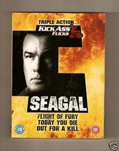 B001HT9NMY Steven Seagal Collection