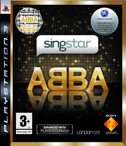 SingStar ABBA - PlayStation Eye Enhanced (PS3)