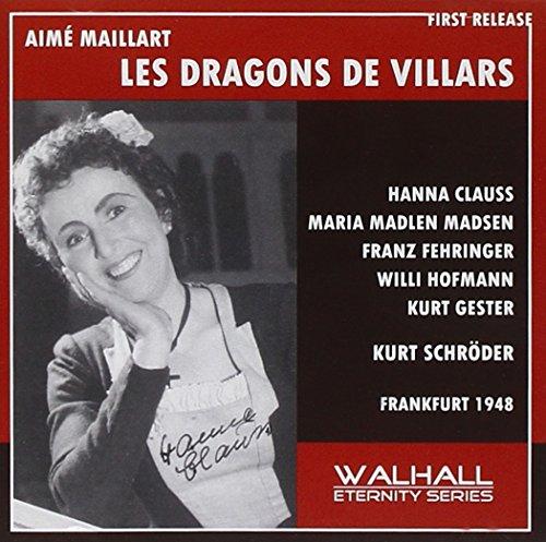 Hofmann; Fehringer; Gester; Heimpel; Hanna Clauss; Madlen Madsen; Frankfurt Radio/Kurt Schroder 1948