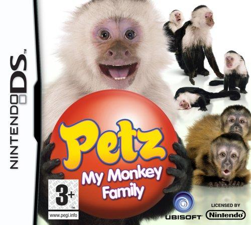 Petz: My Monkey Family (Nintendo DS)