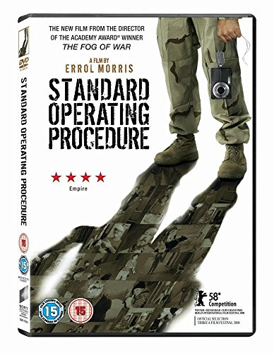 Standard-Operating-Procedure-DVD-2009-CD-2UVG-FREE-Shipping