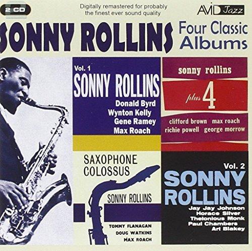 Rollins, Sonny - Four Classic Albums: Sonny Rollins Plus 4 / Sonny Rollins Volume 1 / Sonny Rollins