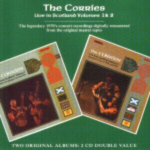 The Corries - Live from Scotland, Vol. 1 By The Corries