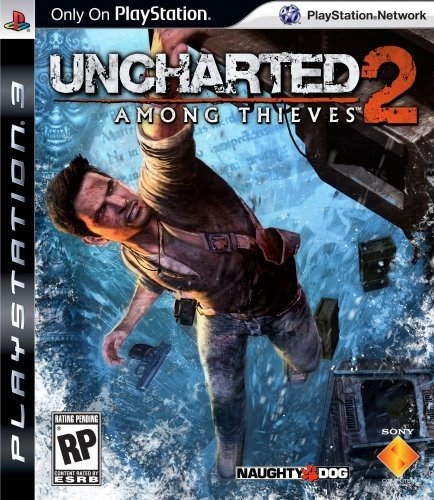 Ps3 - Uncharted 2: Among Thieves (PS3)