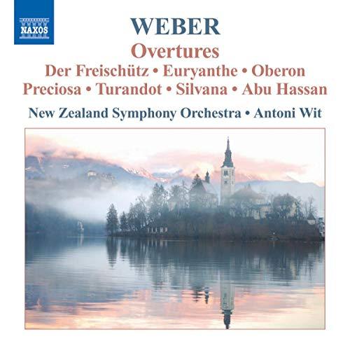 New Zealand Symphony Orchestra - Weber: Overtures