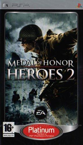 Medal Of Honor Heroes 2 Platinum (PSP)