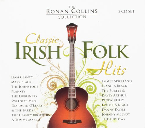 Ronan Collins - 40 Classic Irish Folk Son