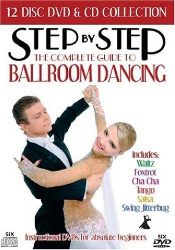 Step by Step - The Complete Guide to Ballroom Dancing on DVD and CD  (Hobbies, Pastimes, Instr