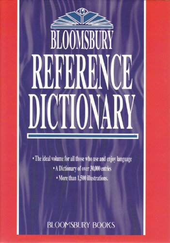 Reference-Dictionary-by-Bloomsbury-B001KT9QJ6-The-Cheap-Fast-Free-Post