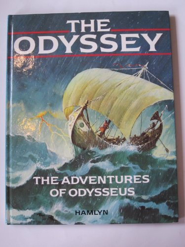 The Odyssey - The Adventures of Odysseus By Karin Sisti (Translated from Italian By)