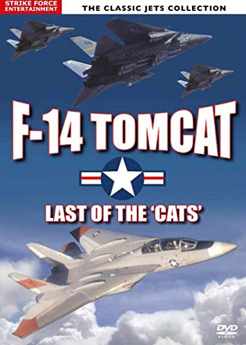 F-14-Tomcat-Last-Of-The-039-Cats-039-DVD-CD-POVG-FREE-Shipping