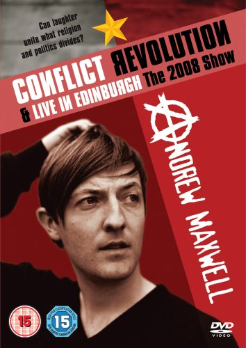 Andrew Maxwell: Conflict Revolution/Live in Edinburgh