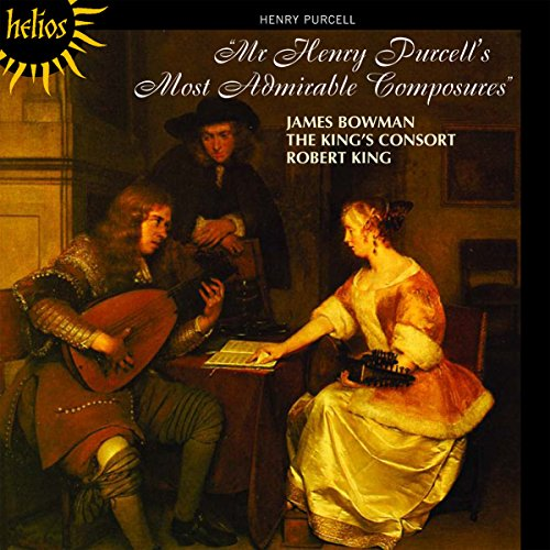 Robert King - Mr Henry Purcell's Most Admirable Composures
