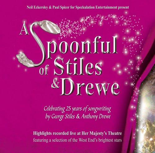Helena Blackman - A Spoonful of Stiles & Drewe