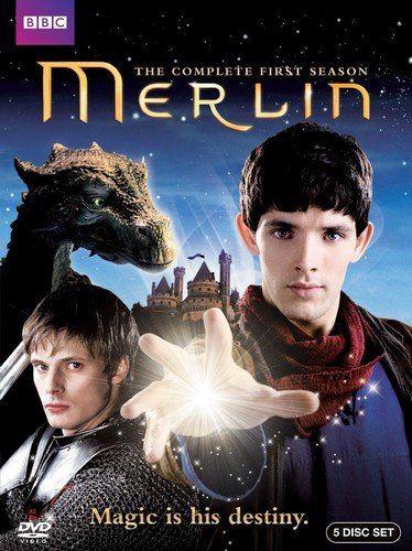 Merlin: Complete First Season