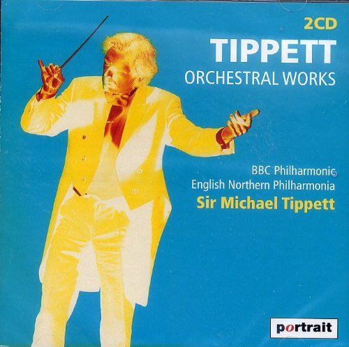 Martin Tirimo - Tippett Orchestral Works