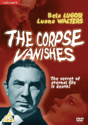 The-Corpse-Vanishes-1942-DVD-CD-P6VG-FREE-Shipping