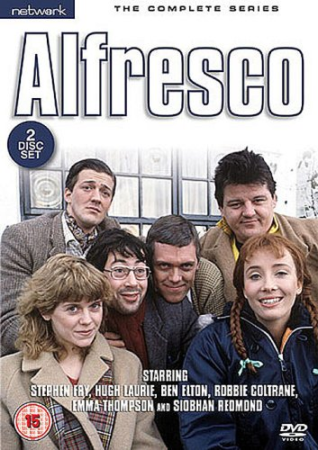 Alfresco -The Complete Series