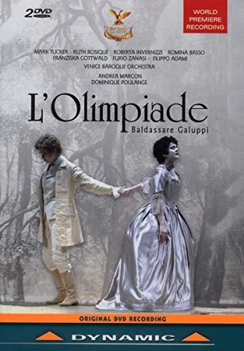 L'Olimpiade, opera by Baldassare Galuppi (Teatro La Fenice, Venice 2006)