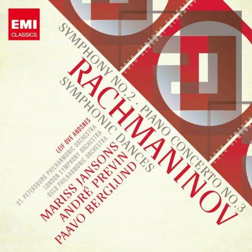 André Previn - Rachmaninov: Symphony No.2. Piano Concerto No.3. Symphonic Dances
