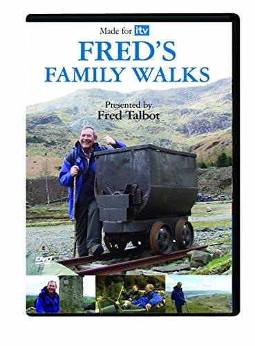 Fred-039-s-Family-Walks-2008-DVD-CD-NOVG-FREE-Shipping