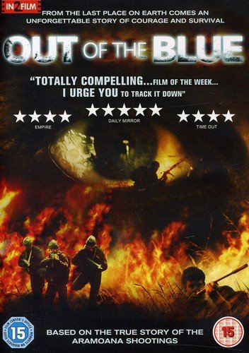 Out-of-the-Blue-2007-DVD-CD-CGVG-FREE-Shipping