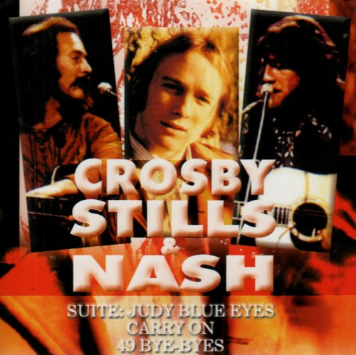 Crosby, Stills, Nash & Young - Suite Judy Blues Eyes
