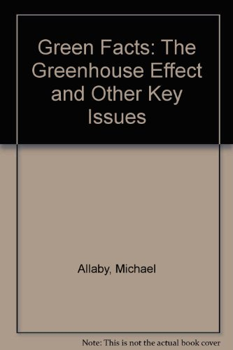 Green Facts By Michael Allaby