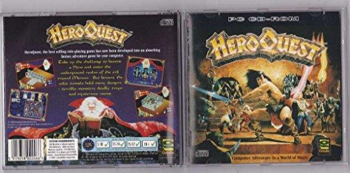 Hero Quest / Heroquest - Computer Adventure in a World of Magic