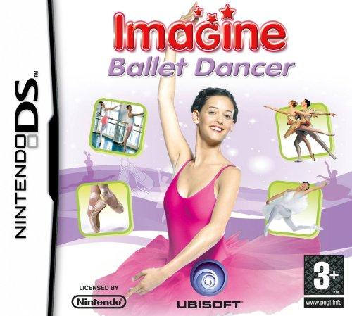 Imagine Ballet Dancer (Nintendo DS)