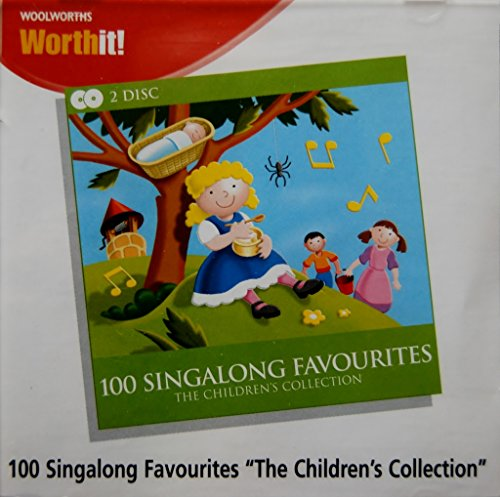Various - 100 Singalong Favourites - The Childrens Collection