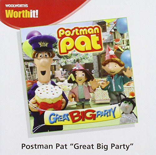 Various - Postman Pat - Great Big Party