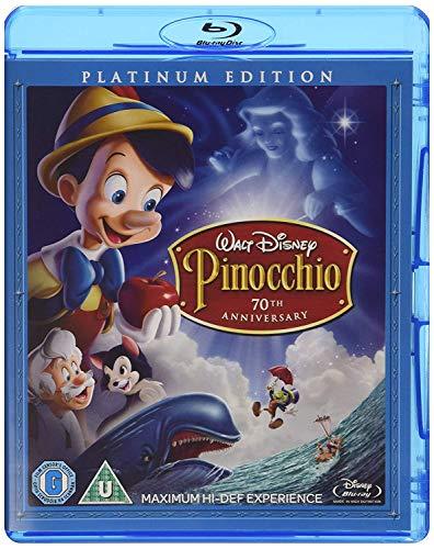 Pinocchio - 3-Disc Platinum Edition