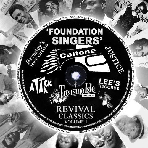 Various Artists - Foundation Singers (Revival Classics Vol.1) (Music CD) - VARIOUS-FOUNDATION SINGER