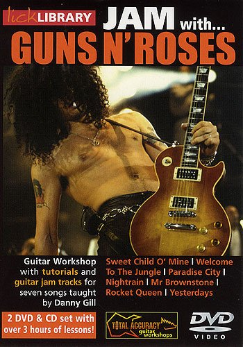 Lick Library: Jam With...Guns N' Roses