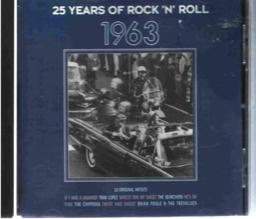 25 Years Of Rock N Roll 1963