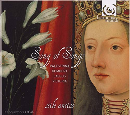 Stile Antico - Stile Antico - Song of Songs (Palestrina/Gombert/Lassus/Victoria) (Hybr)