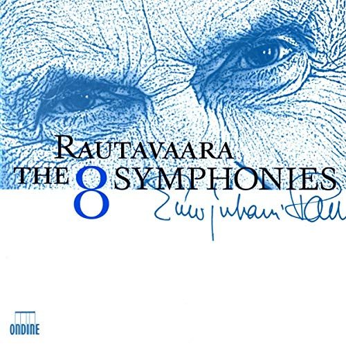 Rautavaara: The 8 Symphonies - Limited Edition Box By Various Artists