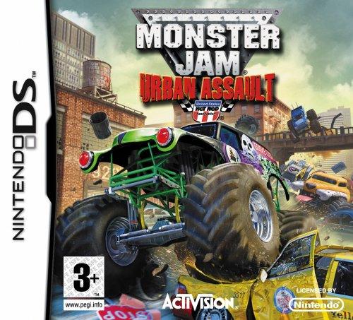 Monster Jam: Urban Assault (Nintendo DS)