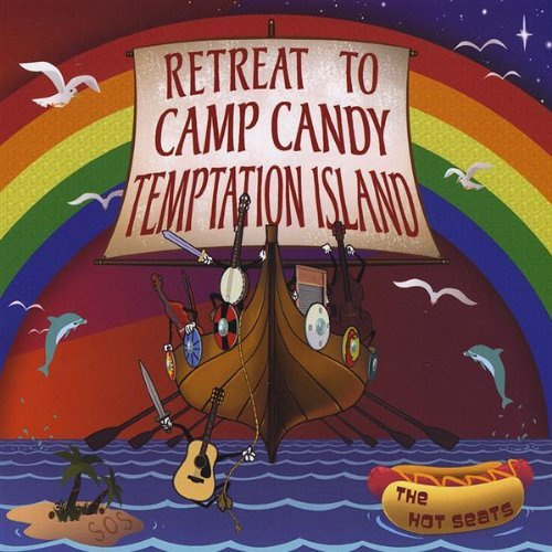 Hot Seats - Retreat to Camp Candy Temptation Island