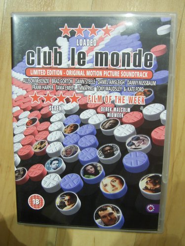 Club Le Monde - DVD & Soundtrack CD - Limited Edition