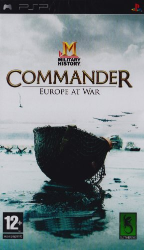 Military History Commander: Europe at War (PSP)