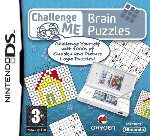 Challenge Me: Brain Puzzles (Nintendo DS)