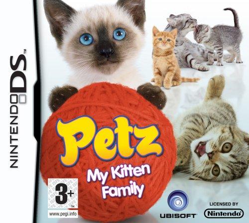 Petz: My Kitten Family (Nintendo DS)