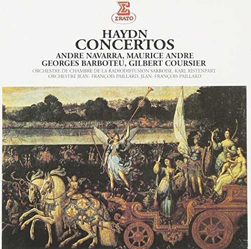 Maurice Andre - Haydn : Concerto pour trompette - Remastered