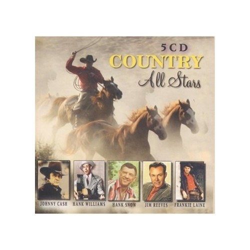 Various Artists - Country All Stars