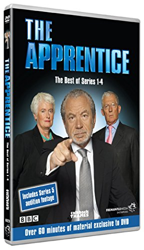 The Apprentice - The Best Of Series 1 to 4